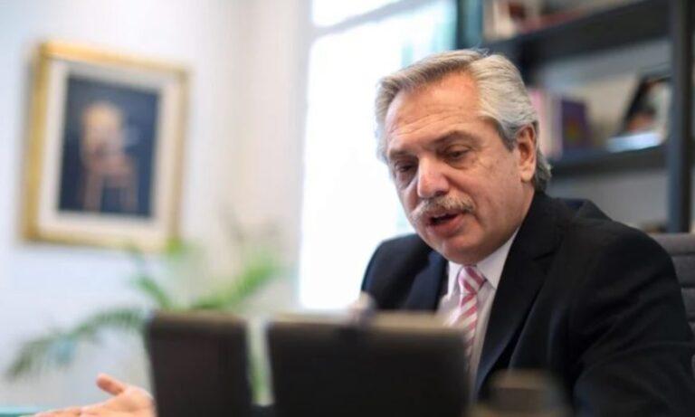 Fernández se reúne hoy con gobernadores para analizar posibles restricciones