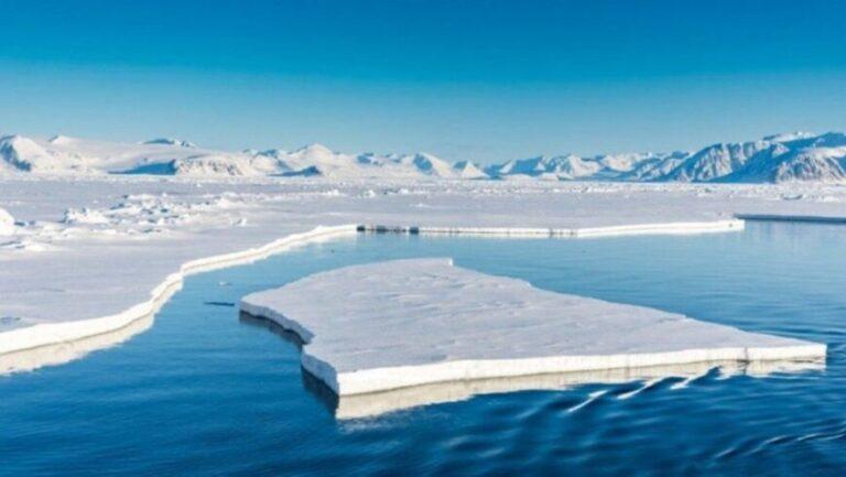 Se cerró el agujero de la capa de ozono en el Ártico