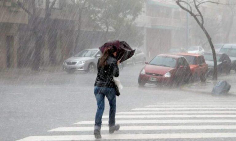 Emitieron advertencia a corto plazo por lluvias intensas en Misiones