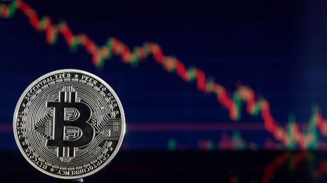 El bitcóin cae más del 16%, bajando de 50.000 dólares