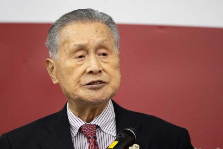 Juegos de Tokio: el titular del Comité renunció luego de sus comentarios sexistas