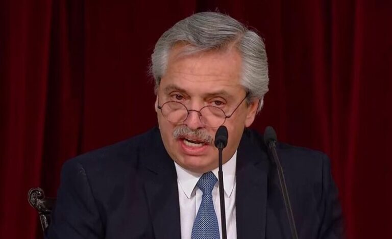VIVO: Fernández inaugura las sesiones ordinarias en el Congreso
