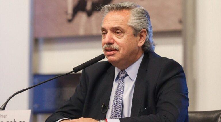 Alberto Fernández impulsa la comisión bicameral para investigar a jueces y fiscales