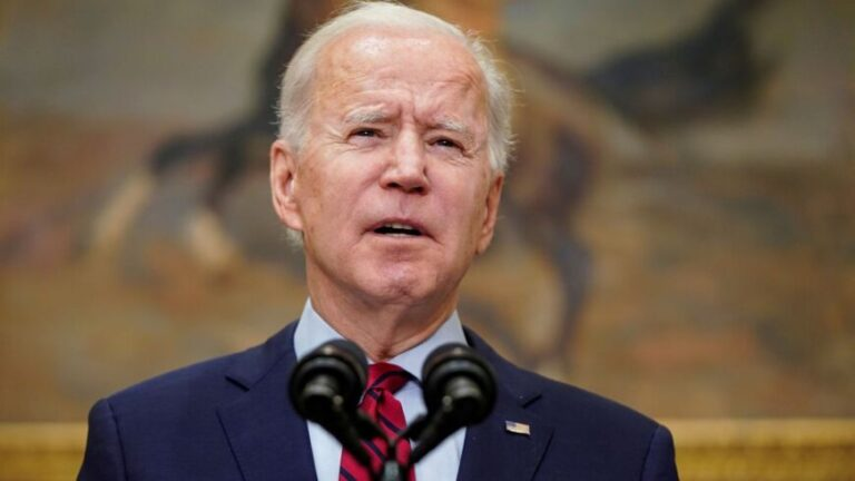 "Tensión entre EEUU y Rusia: Biden calificó de ""asesino"" a Putin"