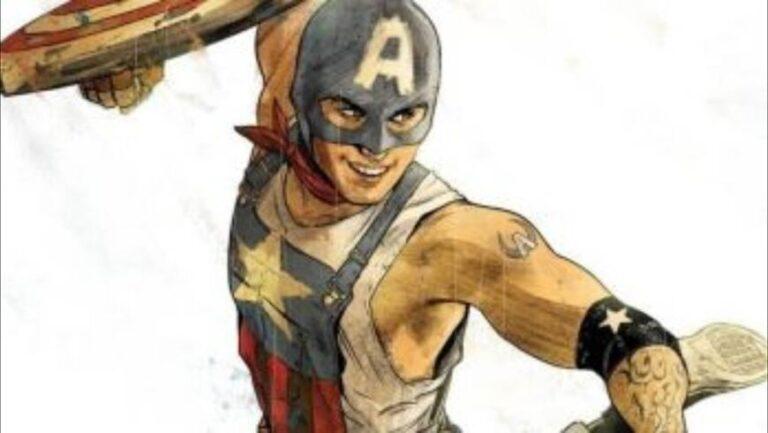 Marvel incluirá por primera vez en sus cómics a un Capitán América de la comunidad LGBTQ+