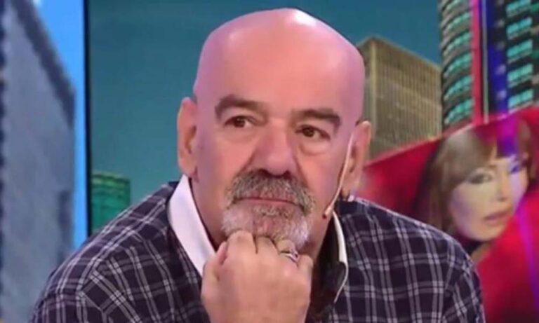 Falleció el humorista Carlos Sánchez