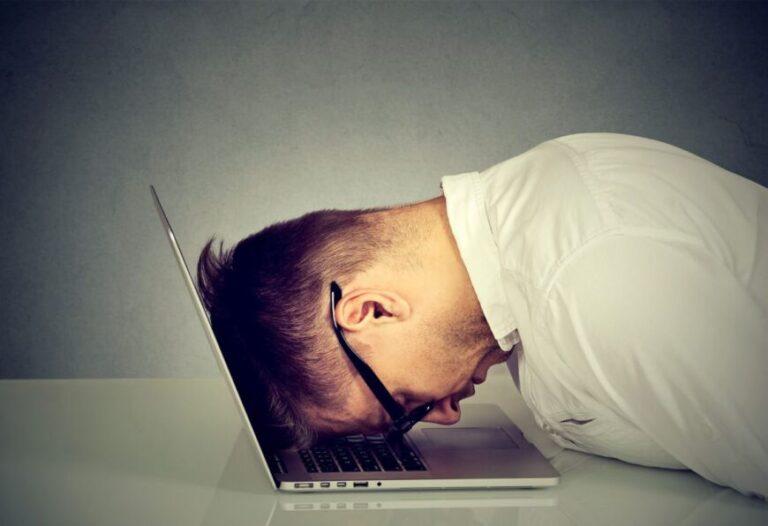 """""""Tecnoestrés"""", el nuevo trastorno asociado al mal uso de la tecnología"""