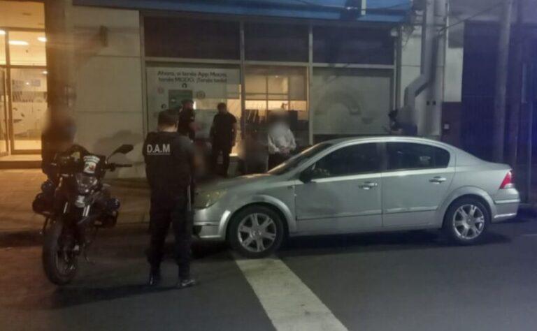 Detuvieron a un conductor ebrio y sin documentación en Posadas