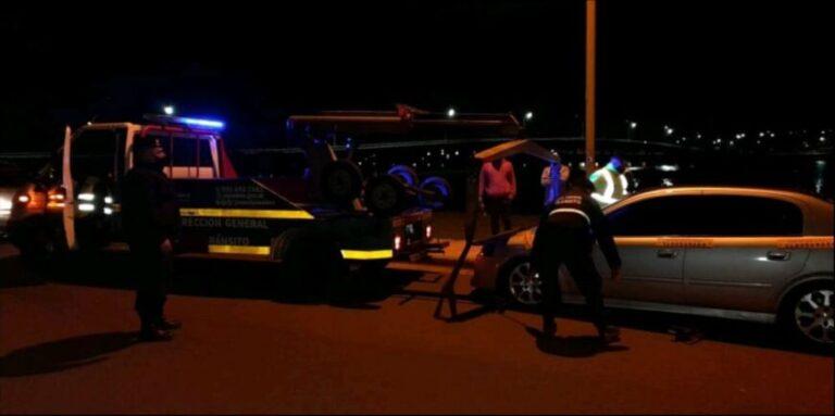 Operativo en Posadas: detectaron conductores alcoholizados y vehículos con anomalías