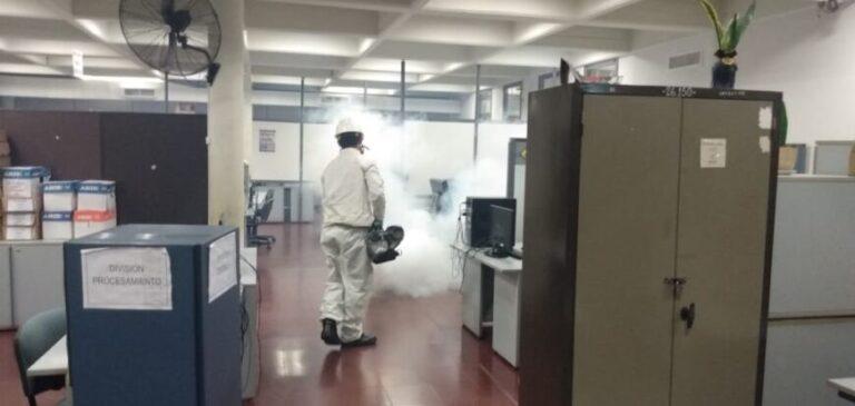 Continúan las tareas para evitar la propagación del Aedes aegypti en Posadas