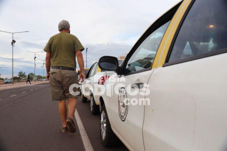 Taxistas piden aumentar hasta un 45% la tarifa en Posadas
