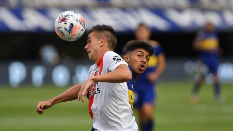 Boca y River se enfrentan hoy por el pase a semis de la Copa de la Liga: hora, TV y formaciones