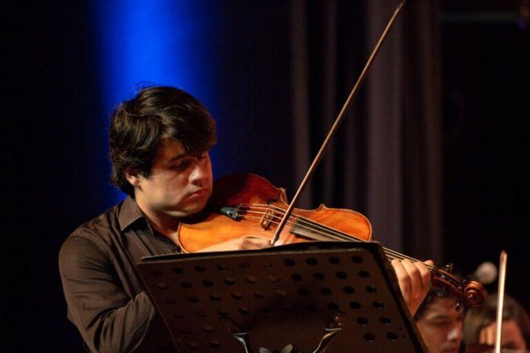 Este viernes brindarán una noche de cuerdas en el Teatro Lírico