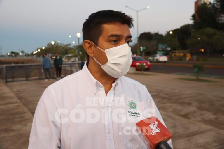 """Martínez: """"En el Concejo apuntaremos a trabajar sobre el Plan Estratégico de Posadas"""""""