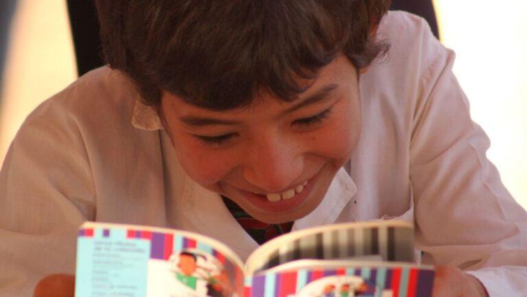 La Biblioteca del Parque del Conocimiento inicia talleres para escuelas primarias