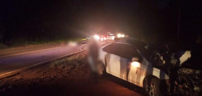 Tragedia en Panambí: dos hermanos fallecieron tras una choque sobre ruta provincial 5