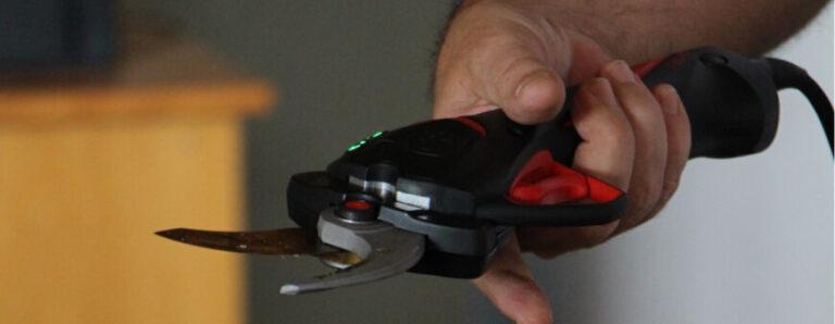 En lo que va del año, el Inym entregó 150 tijeras electrónicas al sector yerbatero