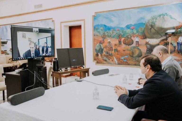 Comité de Amistad: Misiones y la Embajada de Estados Unidos afianzan relaciones