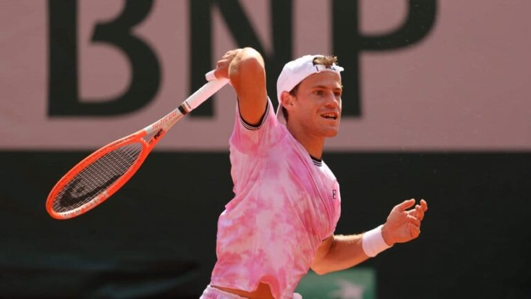 Pese a haber jugado un partidazo, Schwartzman perdió con Nadal y se despidió de Roland Garros en cuartos
