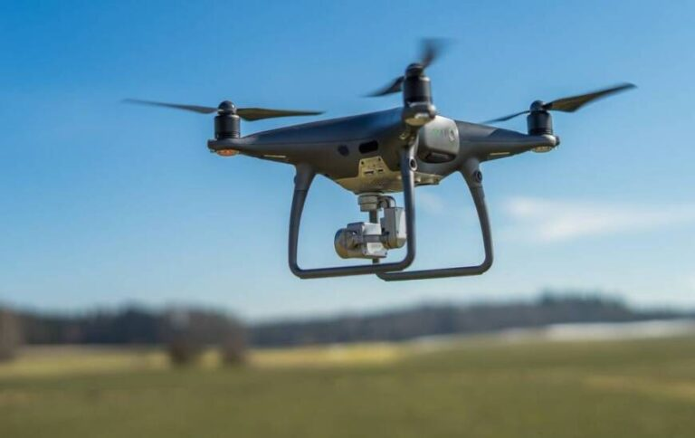 Elaboraron un drone que detecta gritos humanos para salvar vidas