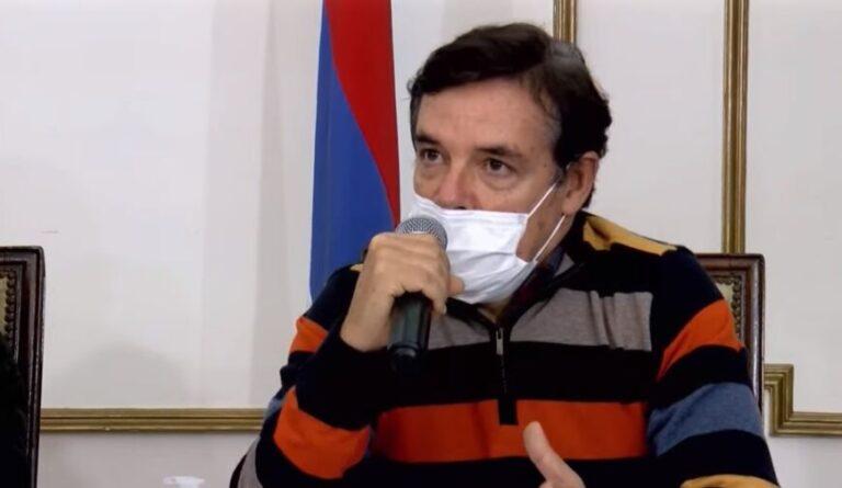 """#EleccionesenMisiones: """"Hemos logrado una jornada histórica"""", afirmó Rovira"""