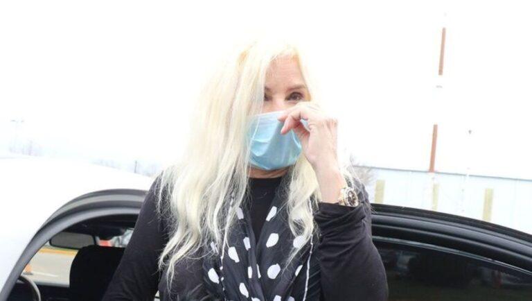 Susana Giménez fue derivada a terapia intermedia por su cuadro de coronavirus