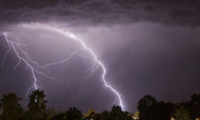 Alerta por fuertes tormentas en el norte de Misiones
