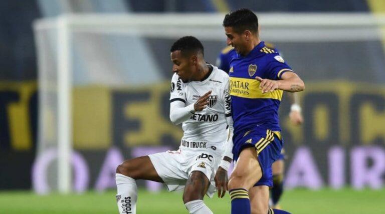 Copa Libertadores: con el posadeño Esteban Rolón, Boca visita hoy al Mineiro en Brasil por la vuelta de octavos
