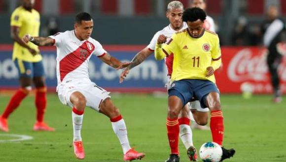Copa América: Colombia y Perú buscarán hoy el tercer puesto
