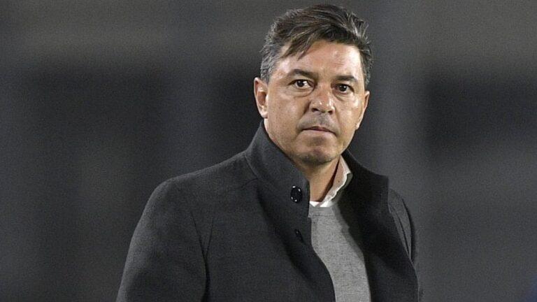 """Gallardo: """"Me puse contento al ver a Messi campeón de la Copa América con Argentina"""""""
