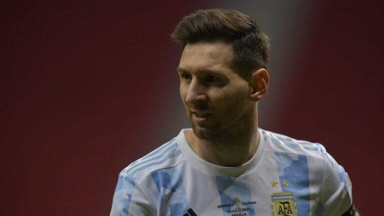 "Messi palpitó la final de la Copa América ante Brasil: ""Será muy complicada"""