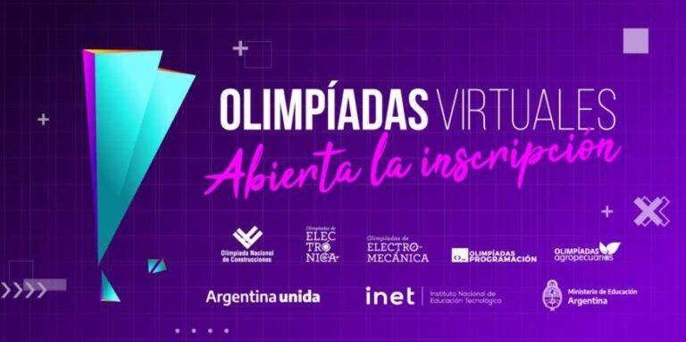 La Olimpiada Nacional de la Educación Técnico Profesional comenzará el 9 de agosto y será virtual