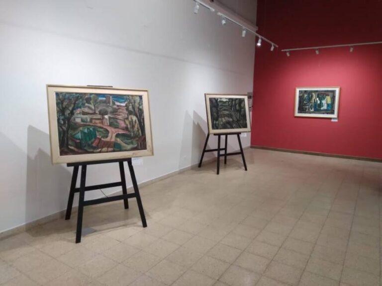 Proponen recorrida con la obra del artista español Areu Crespo en Posadas
