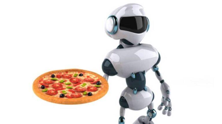 Inauguraron la primera pizzería totalmente controlada por robots en París