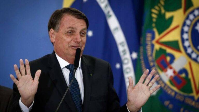 """Bolsonaro sobre la final entre Argentina y Brasil: """"Vamos a ganar 5 a 0"""""""