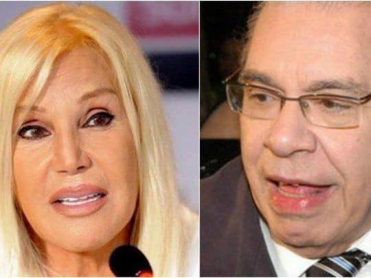 """Pinti disparó contra Susana Giménez: """"Argentina le dio toda la plata que tiene"""""""