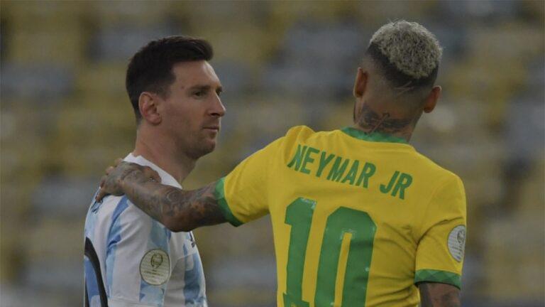 Eliminatorias sudamericanas: el partido entre Brasil y Argentina será sin público, apenas con 1.500 invitados