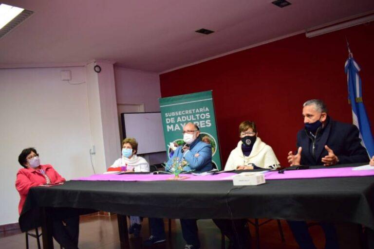 La Defensoría del Pueblo de Posadas participó del Consejo provincial del Adulto Mayor
