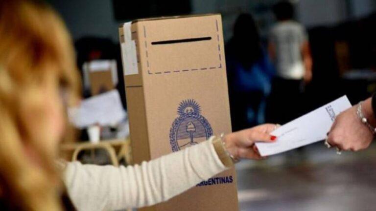 Elecciones en Corrientes: a partir de las 21 se comenzarán a conocer los primeros resultados