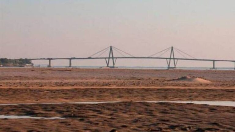 Bajante del Paraná: aseguran que podría extenderse hasta diciembre