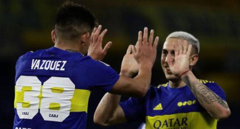 Desde las 21, Boca va en busca de otra victoria en la Liga frente a Platense