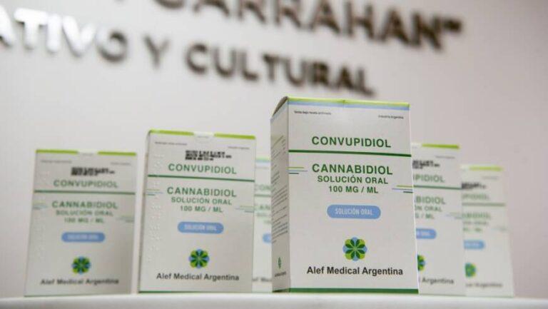Se realizó la primera entrega de cannabis medicinal para pacientes pediátricos con epilepsia