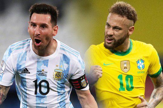 Eliminatorias: Brasil autorizó hasta 12 mil espectadores para el partido con Argentina