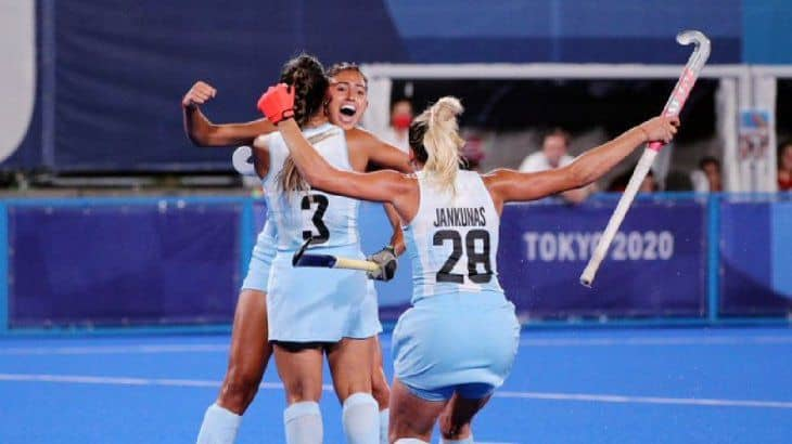 Orgullo argentino: Las Leonas dieron vuelta el partido ante India y se metieron en una nueva final olímpica
