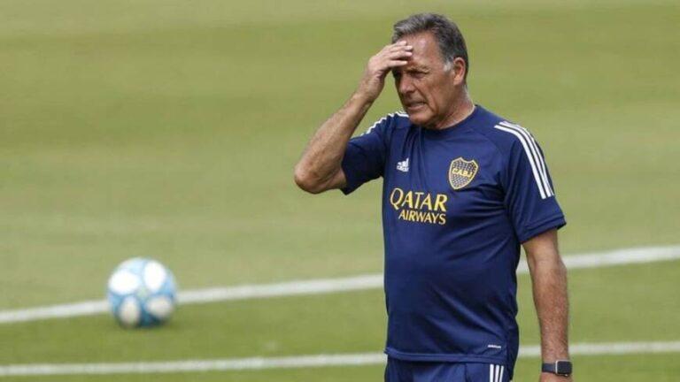 Miguel Ángel Russo dejó de ser el DT de Boca