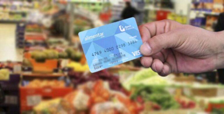 Tarjeta Alimentar: cronograma de pago del mes de agosto
