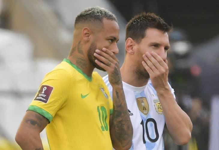Conocé el motivo por el que se suspendió el partido entre Brasil y Argentina en San Pablo