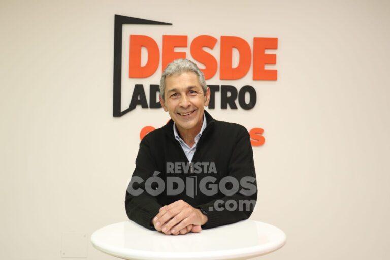 """Carlos Fernández: """"Sabemos muy bien lo que necesita nuestra provincia"""""""