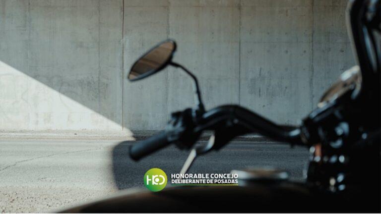 Posadas buscará implementar un Registro público municipal de motocicletas secuestradas