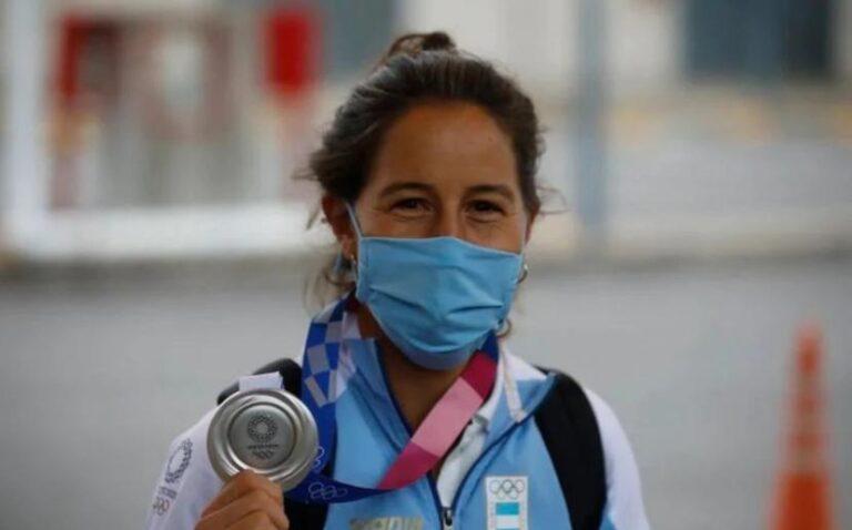 Le robaron la medalla de plata a Sofía Maccari, subcampeona olímpica con Las Leonas